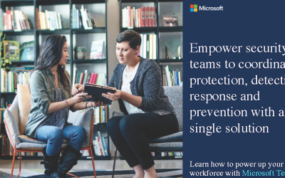 Social Asset: Empower security teams to co-ordinate