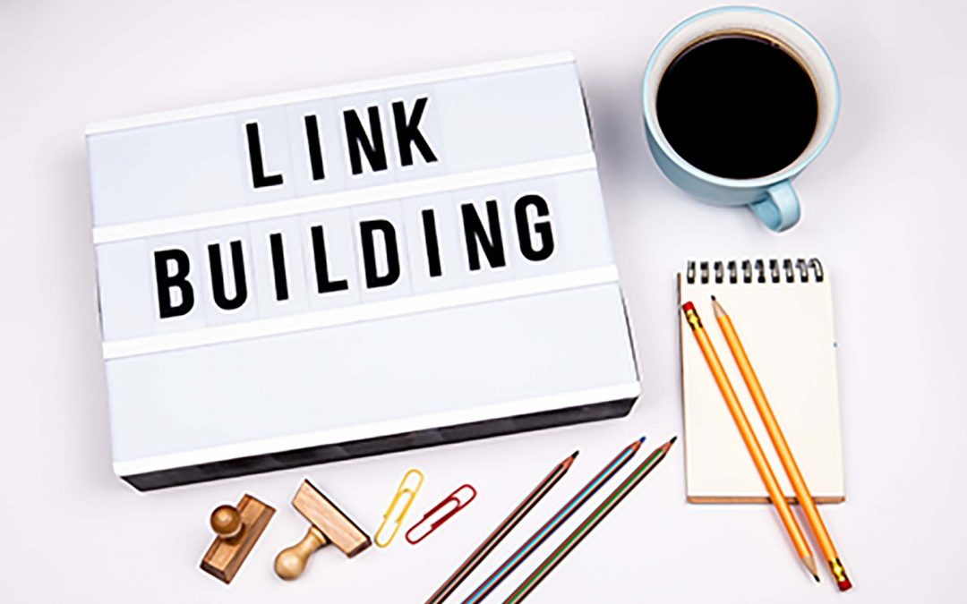 Link building illustration